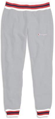 Champion Yarn Dye Stripe Trim Reverse Weave® Jogger Sweatpants