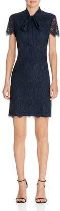 Betsey Johnson Bow Lace Dress $148 thestylecure.com