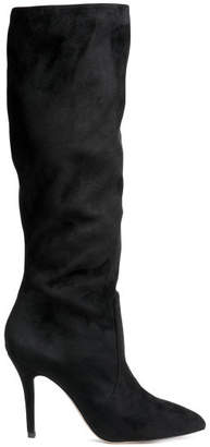 H&M High-heeled boots - Black