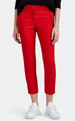 Robert Rodriguez Women's Cady Slim Crop Trousers - Red