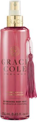 Grace Cole Warm Vanilla and Sandalwood Body Mist