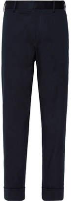 Dries Van Noten Philip Cotton-Twill Trousers