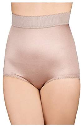 Rago Women's Hi Waist Panty Brief