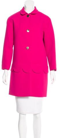 Kate Spade Kate Spade New York Talia Button-Up Coat w/ Tags