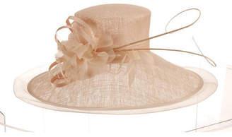 Scala Big Brim Sinamay Hat