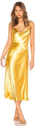RESA Berri Cowl Neck Slip Dress