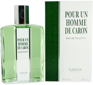 Caron Men's Pour Un Homme 25Oz Eau De Toilette Splash