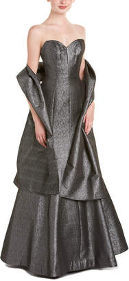 ML Monique Lhuillier Gown