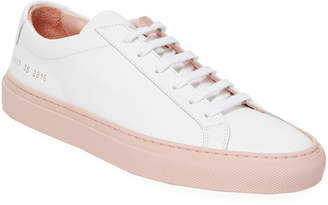 Common Projects Women's Achilles Leather Low-Top Sneaker