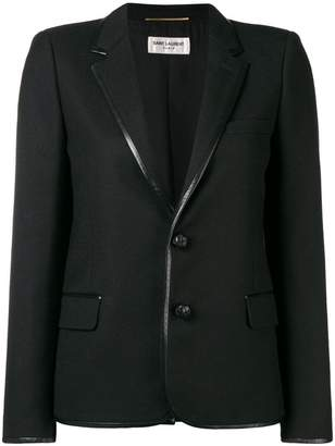 Saint Laurent classic tailored jacket