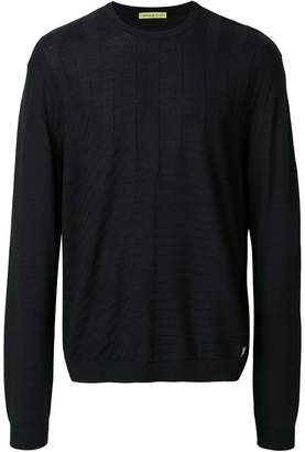 Versace textured sweater