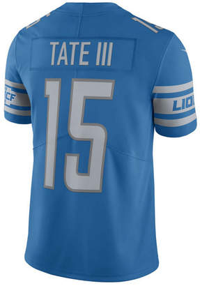 Nike Men's Golden Tate Detroit Lions Vapor Untouchable Limited Jersey