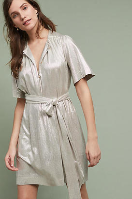 Sabina Musayev Mercury Shirtdress $148 thestylecure.com
