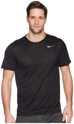 Nike BRT Top Short Sleeve Vent Men's Workout