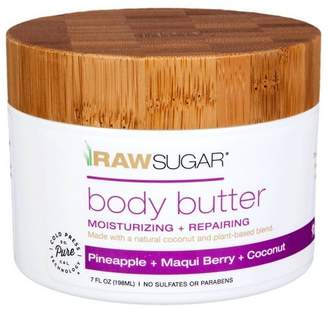 Butter Shoes Raw Sugar Pineapple Maqui Berry And Coconut Body 7 fl oz