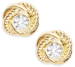 Kate Spade Textured Knot Stud Earrings