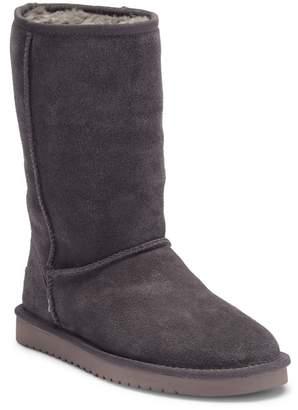 Koolaburra BY UGG Classic Genuine Shearling & Faux Fur Lined Tall Boot