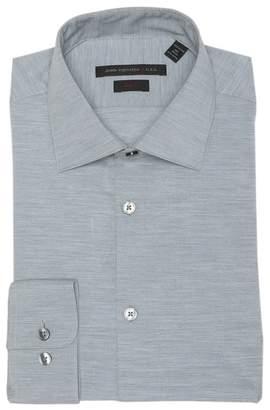 John Varvatos Jersey Slim Fit Dress Shirt