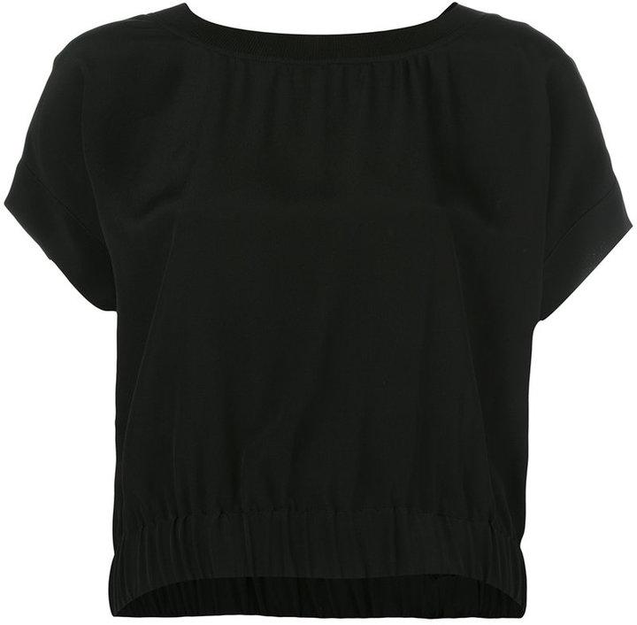 MoschinoBoutique Moschino plain T-shirt