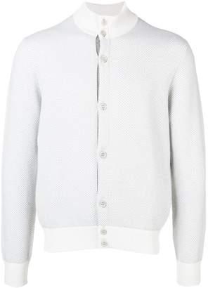 Doriani Cashmere cashmere textured cardigan