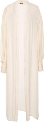 Johanna Ortiz Exclusive Makeda Silk Double Georgette Kimono