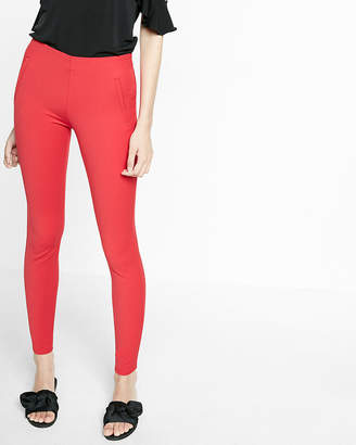 Express High Waisted Pull On Leggings