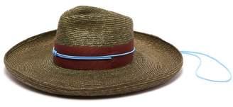 Lola Hats - Camargo Wheat Straw Hat - Womens - Khaki