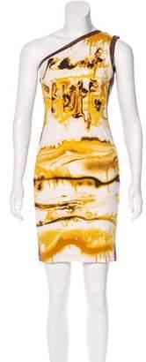 Jean Paul Gaultier Soleil Printed Mini Dress