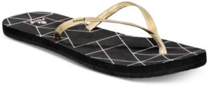 Reef Women's Bliss-Full Flip-Flop Sandals Women's Shoes