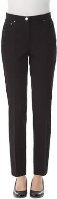 TanJay Tan Jay Petite 5 Pocket Slim Leg Pants