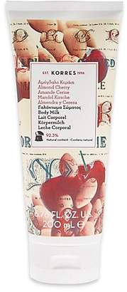 Korres Almond Cherry Body Lotion 200ml