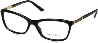 Versace VE3186 Eyeglasses-GB1 Black-54mm