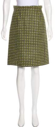 Marc Jacobs Knit Knee-Length Skirt