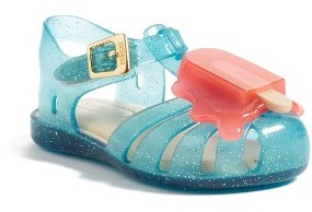 Toddler Girl's Mini Melissa 'Aranha' Mary Jane Sandal $58.95 thestylecure.com