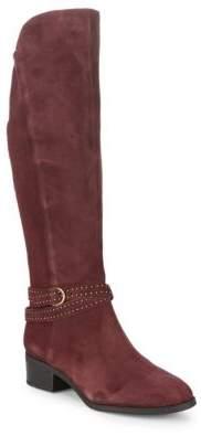 Bandolino Suede Riding Boots