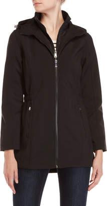 Lauren Ralph Lauren Quilted Bib Softshell Jacket