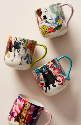 Anthropologie Jay McClellan Mug