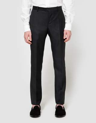 Suit Pants in Grey $285 thestylecure.com
