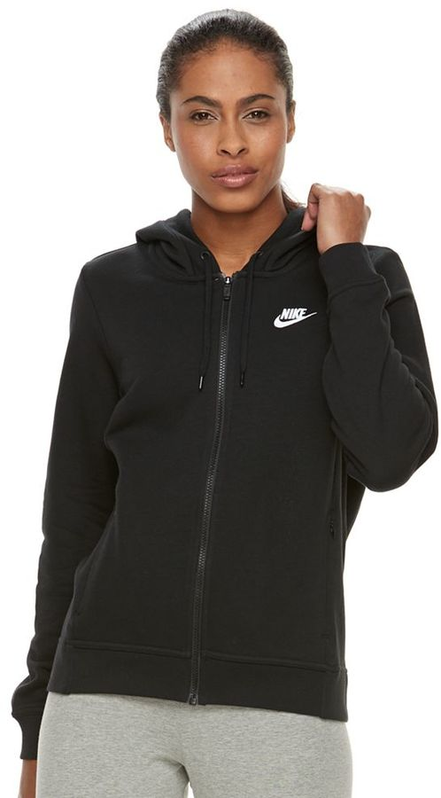 Women's Nike French Terry Hoodie