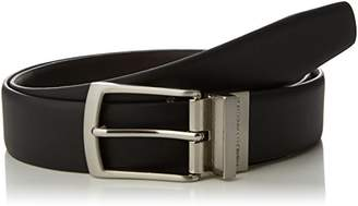 French Connection Men's Reversible Prong Belt
