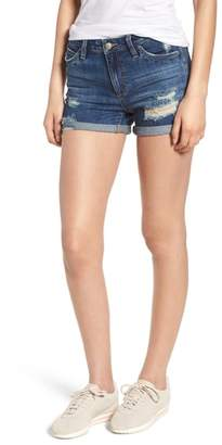 Joe's Jeans The Ozzie Roll Cuff Denim Shorts