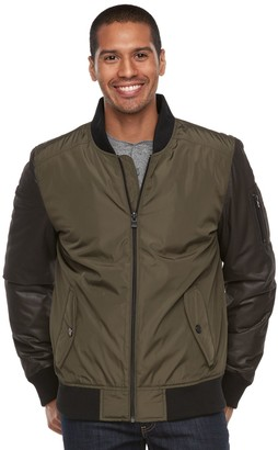 X-Ray Xray Men's XRAY Slim-Fit Colorblock Jacket