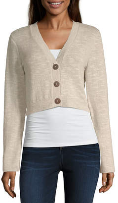 A.N.A Womens V Neck Long Sleeve Sweater