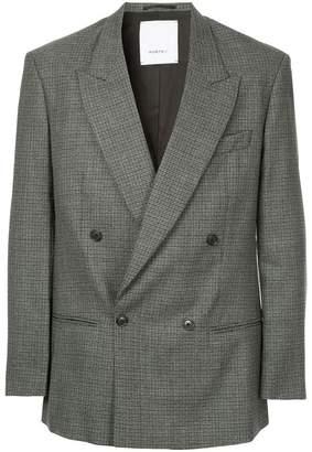 Ports V ハウンドトゥース スーツ