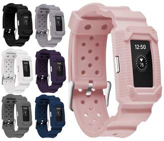 Fitbit Moretek Charge 2 Bands Strap for Charge 2(Pink)