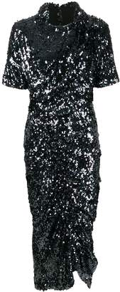 Preen by Thornton Bregazzi Sophia sequin dress