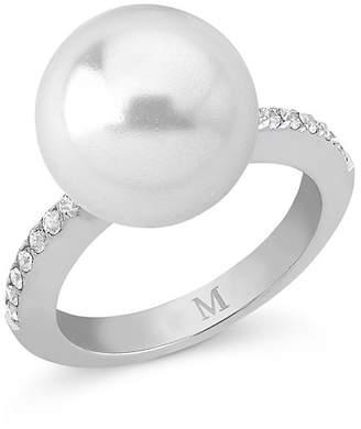 Majorica Simulated Pearl Ring