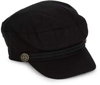 Vince Camuto Women's Linen Blend Cap
