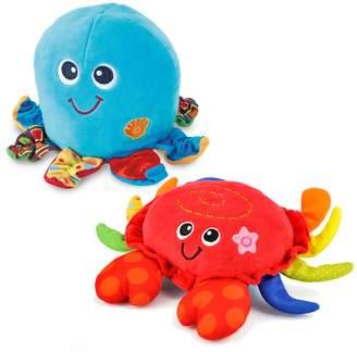 N. Winfun Shake 'N Dance Octopus & Crab