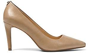 MICHAEL Michael Kors Women's Dorothy Flex Leather Pumps